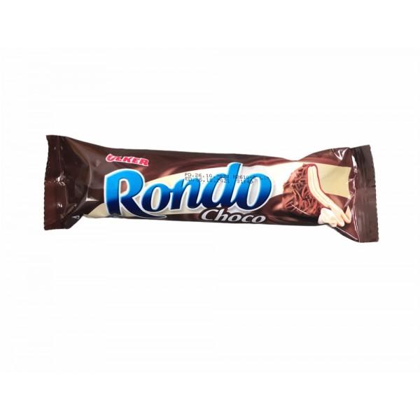 Ulker Rondo Biscuit Chocolate 100g