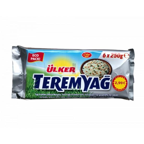 Ulker Teremyagi Eco Pack 6x250g Halal