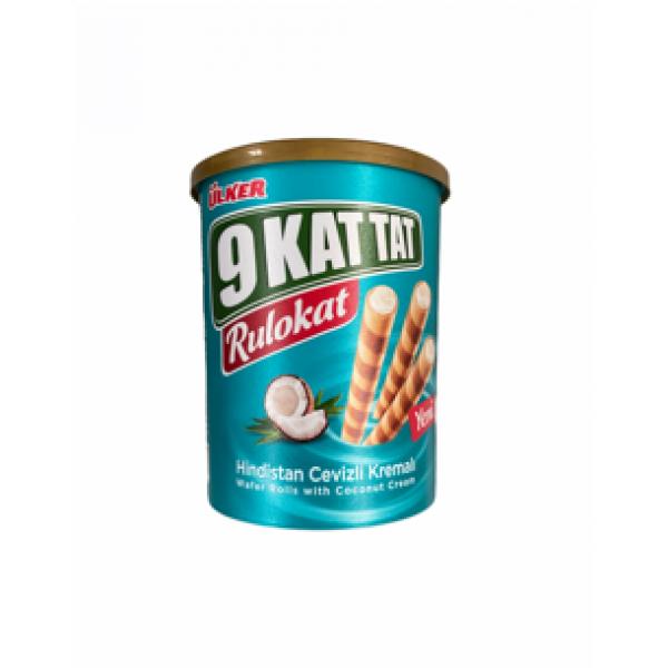 Ulker Wafer RollsWith Coconut Cream 170g