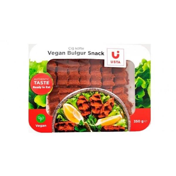 Usta Vegan Bulgur Snack 350g