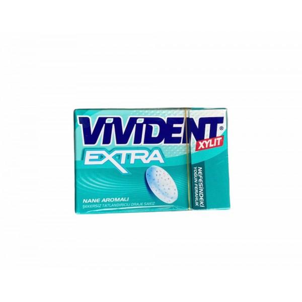 Vivdent Extra Mint Aroma Gum