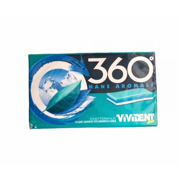 Vivident Xylit 360 14pcs