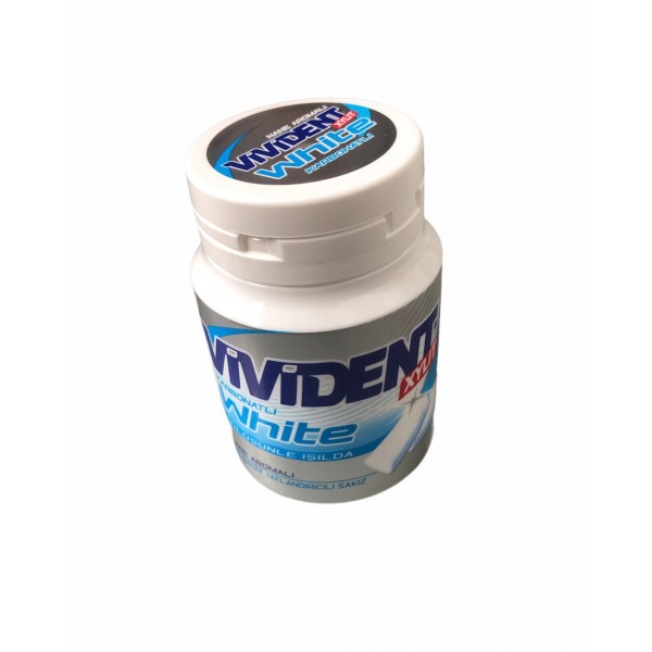 Vivident Xylit White With Carbonate 67g