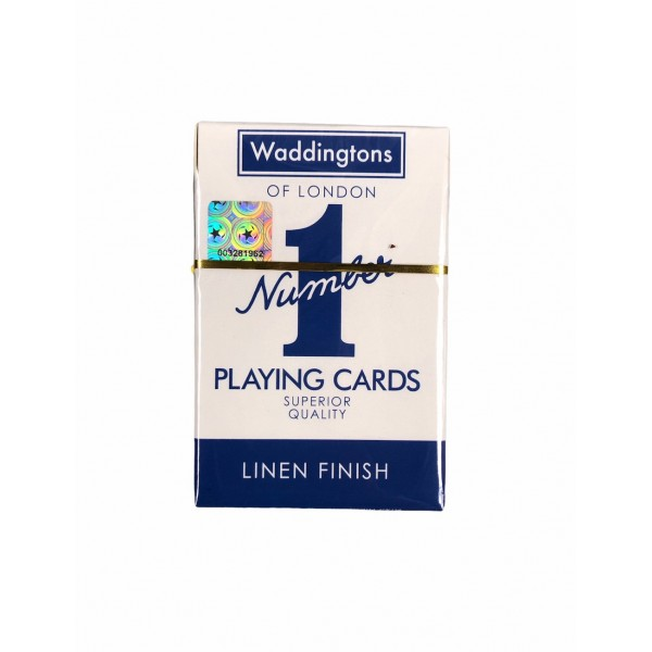 Waddingtons Number1 Playing Cards