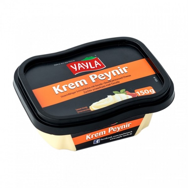 Yayla Cream Processed Cheese With Gouda 150g