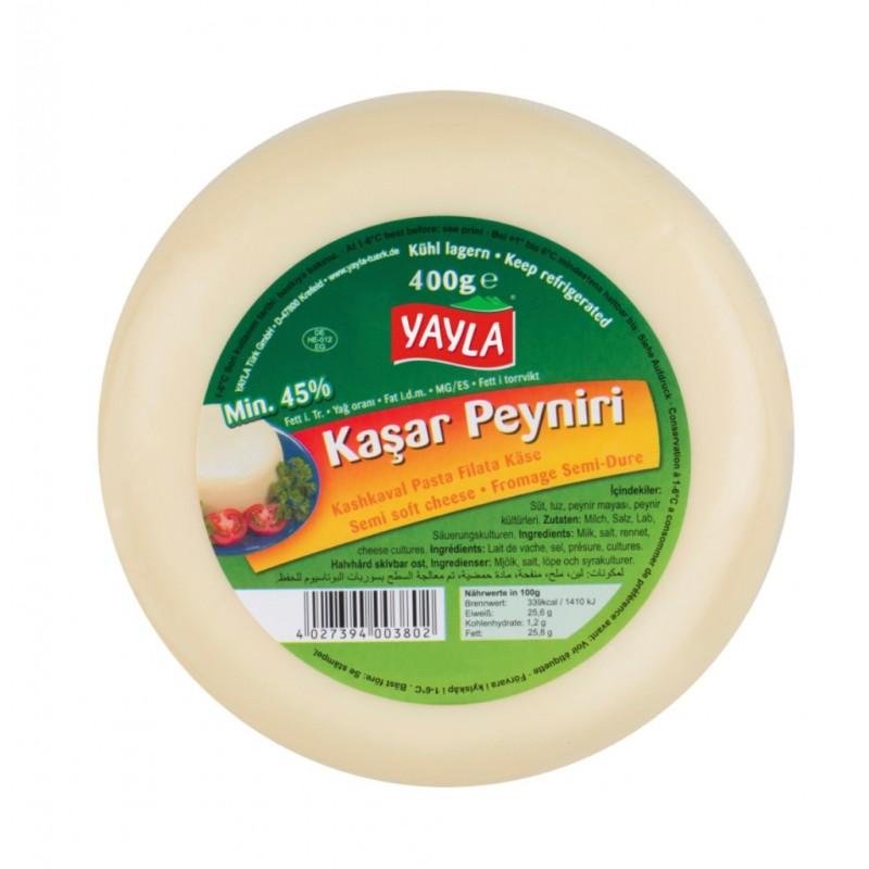 Yayla Kashkaval Cheese 400g
