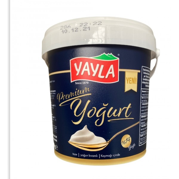 Yayla Premium Yogurt 1kg