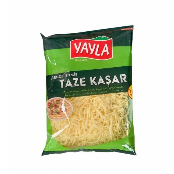 Yayla Shredded Fresh Chedder Cheese 250g