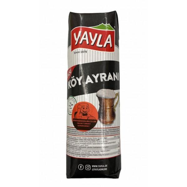 Yayla Village Yogurt  Sour Ayran 1lt