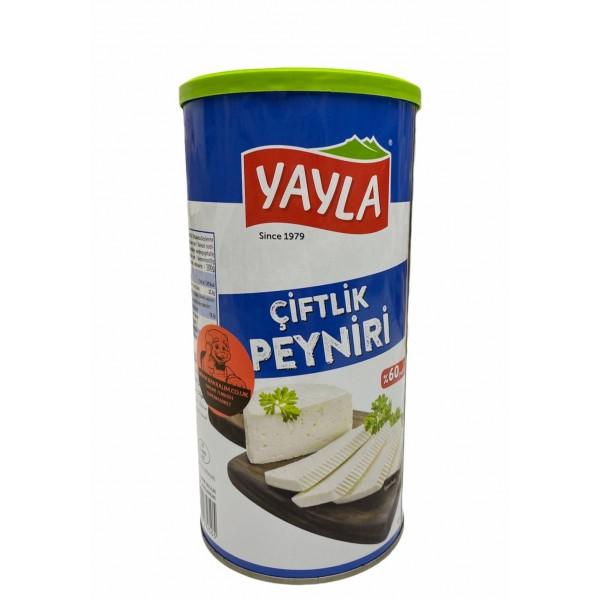 Yayla Soft White Cheese In Brine 60% 1000g