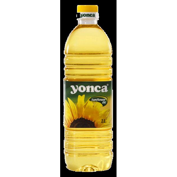 Yonca Sunflower Oil 1L