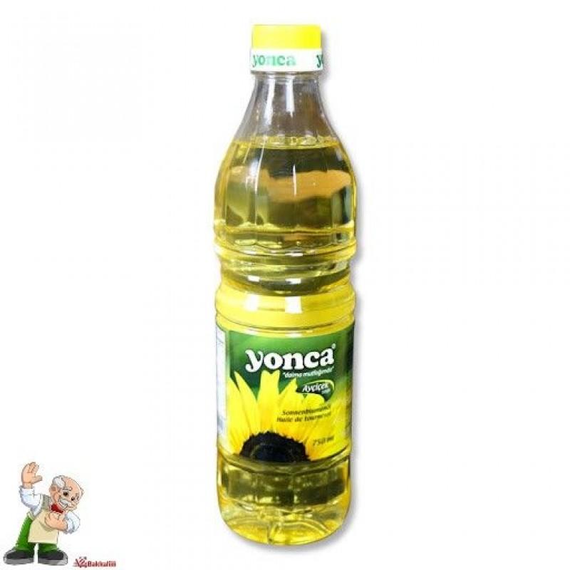 Yonca Sunflower Oil 750ml
