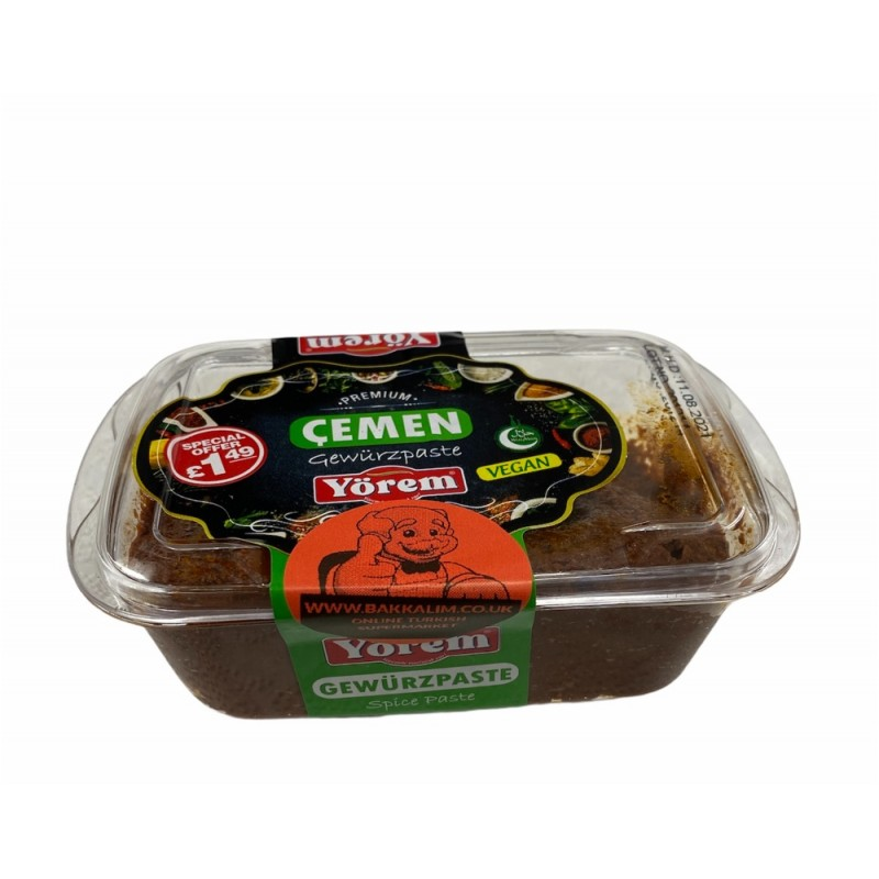 Yorem Cemen Paste Vegan 200g