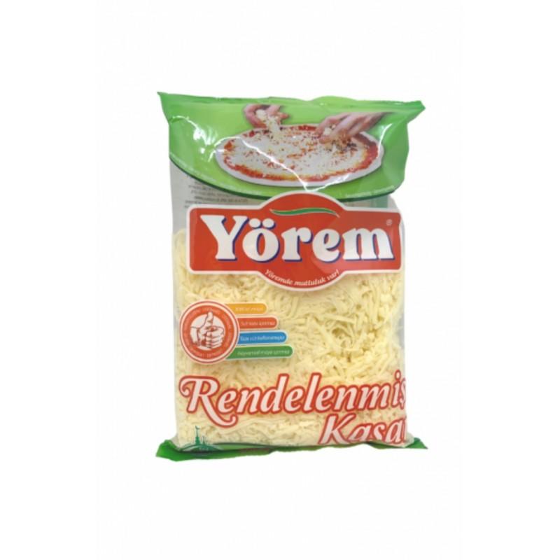 Yorem Planed Cheddar Cheese 200g