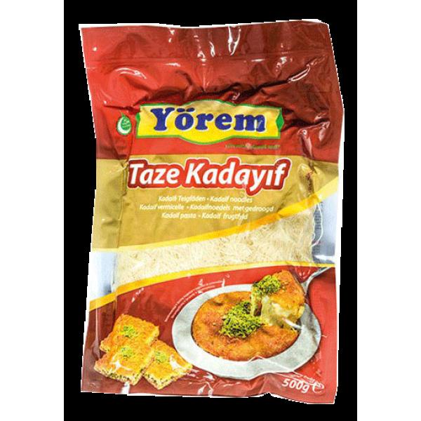 Yorem Taze Kadayif 500g