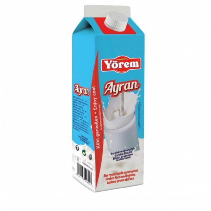 Yorem Yoghurt Drink 1L