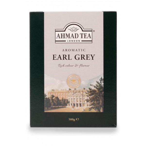 Ahmad Tea Aromatic Early Grey 500g