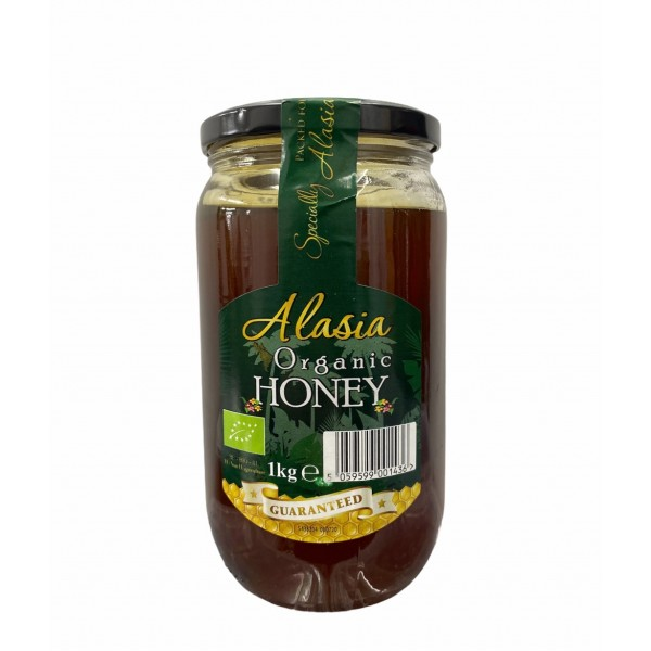 Alasia Organic Honey 1000g