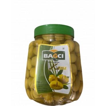 Bagci Cracked Green Olives 700g