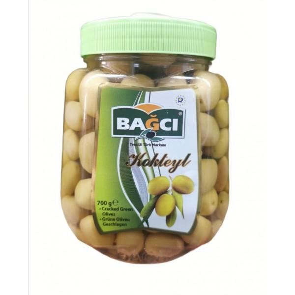 Bagci Green Cocktail Olives 700g