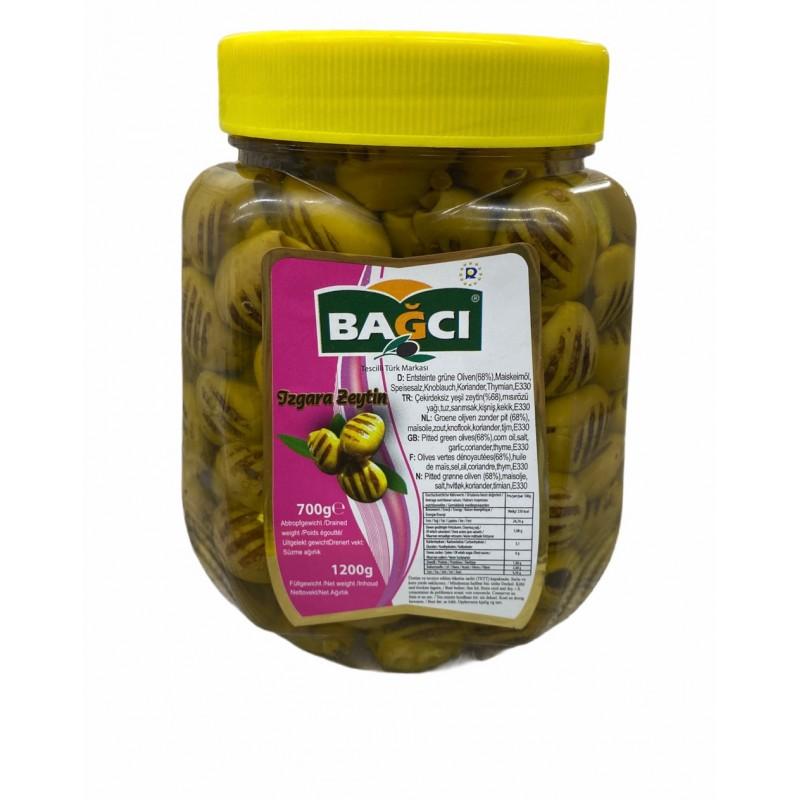 Bagci Grilled Olive 1200g