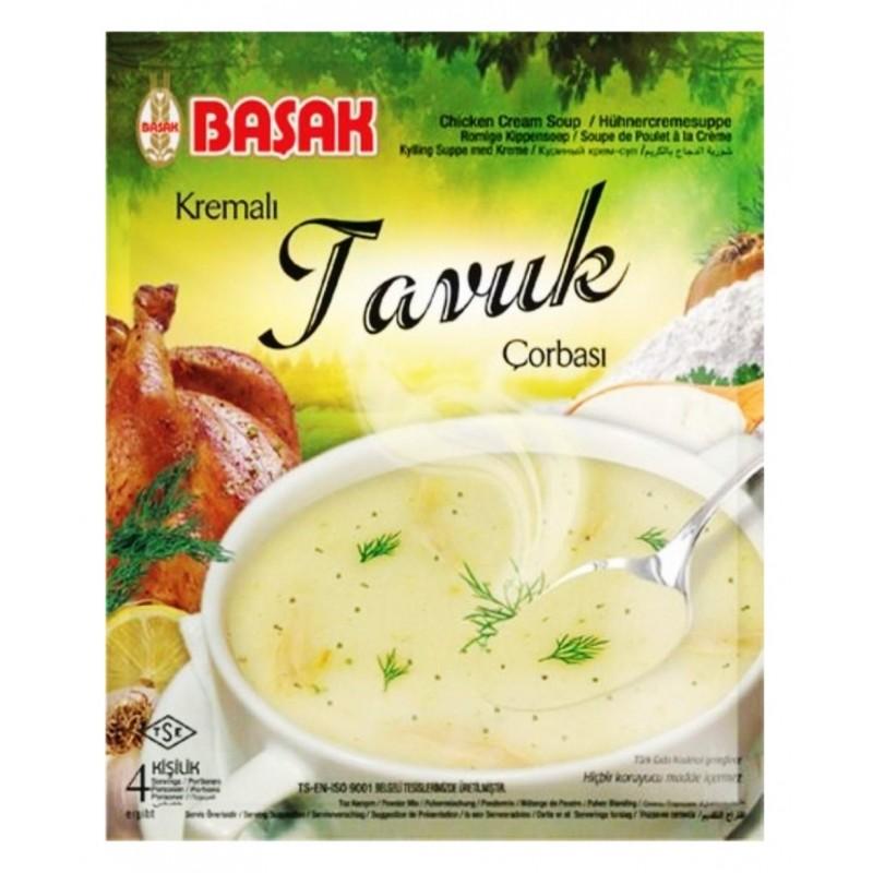Basak Chicken Cream Soup 60g