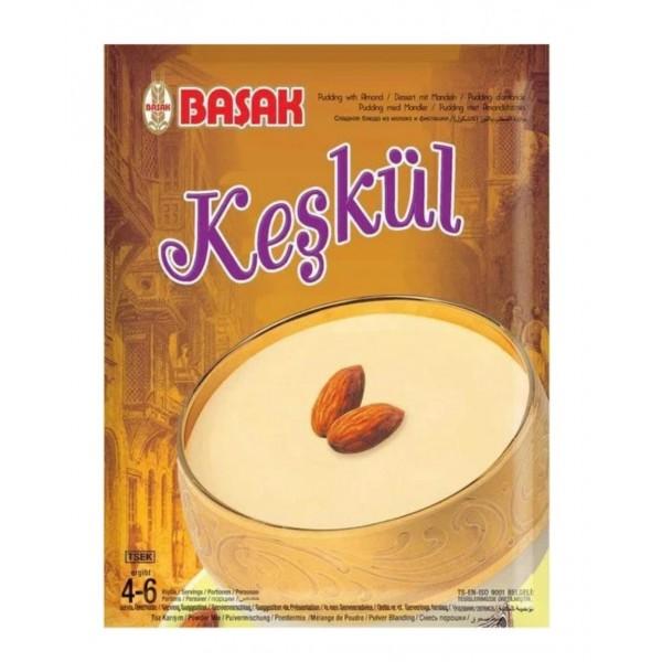 Basak Keskul/Milk Pudding With Coconut 4-6 Portion