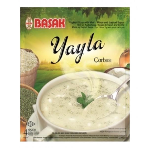 Basak Yayla Yoghurt Soup