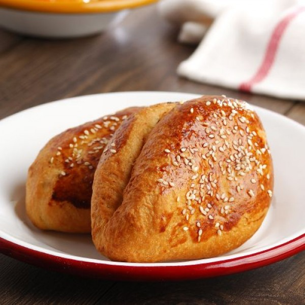 Maun 5x Cooked Bun With Cheese 600g