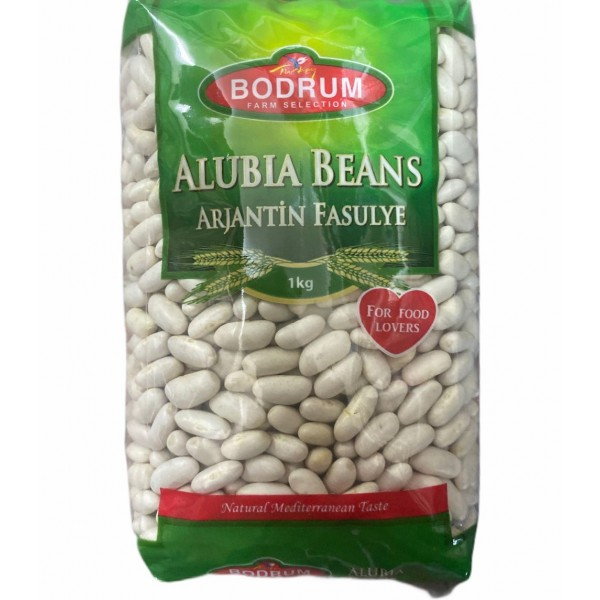 Bodrum Alubia Beans 1kg
