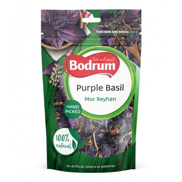 Bodrum Basil Leaves 25g