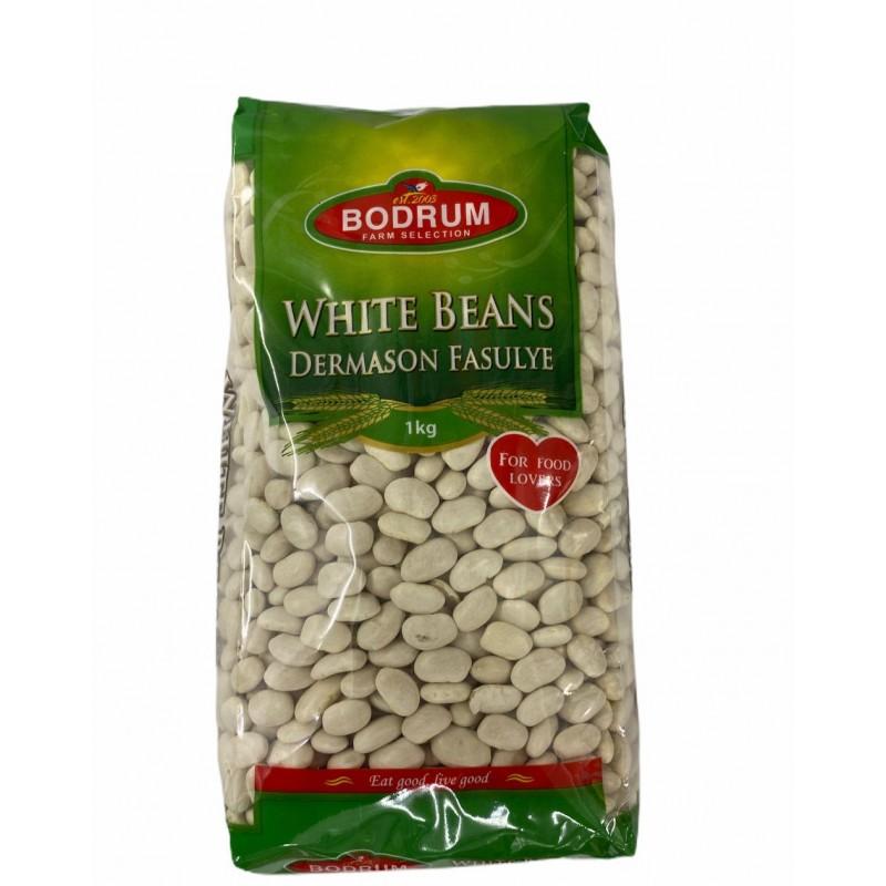 Bodrum Dermason White Beans 1kg