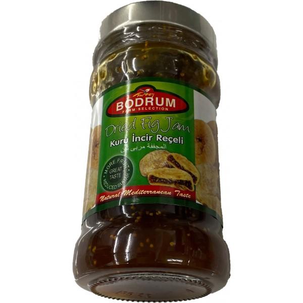 Bodrum Dried Fig Jam 380g