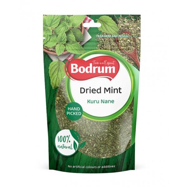 Bodrum Dried Mint 50g
