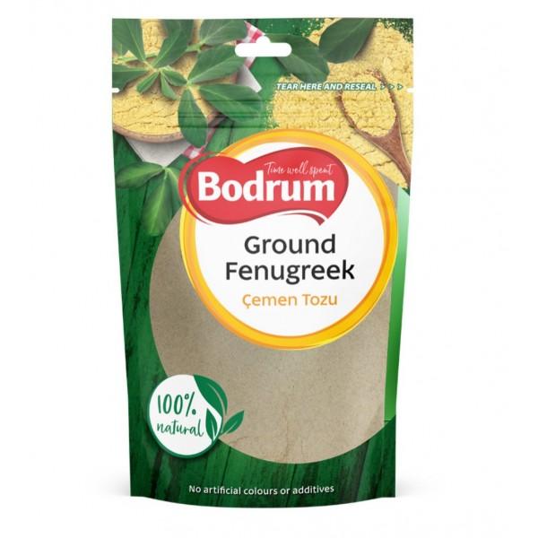 Bodrum Fenugreek Powder 100g