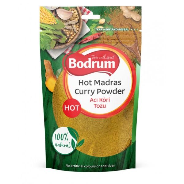 Bodrum Hot Curry Powder 100g