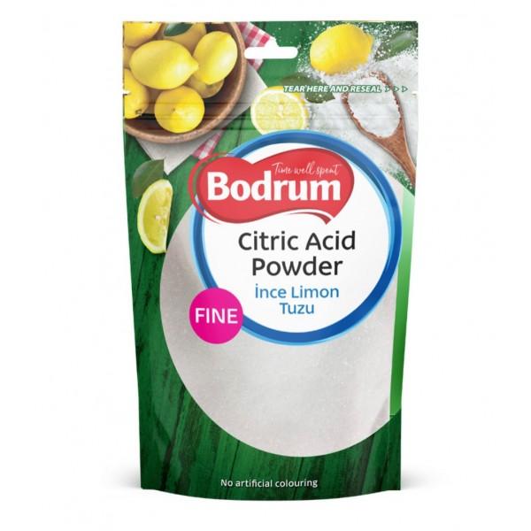 Bodrum Fine Lemon Salt 100g