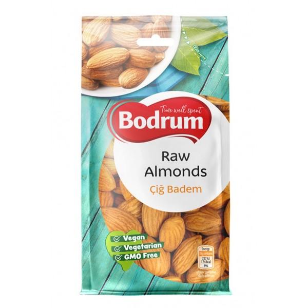 Bodrum Raw Almonds 200g