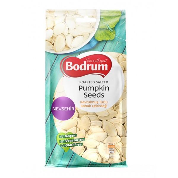 Bodrum Nevsehir Roasted White Salted Pumpkin Seeds 200g