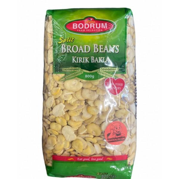 Bodrum Split Broad Beans 1000g