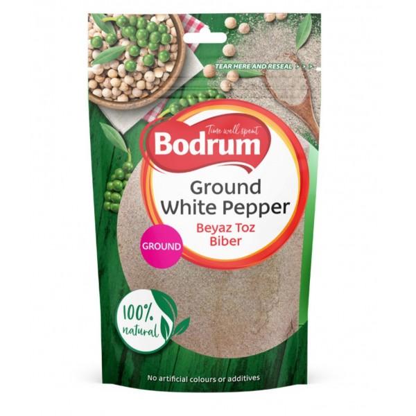 Bodrum White Pepper Powder 100g