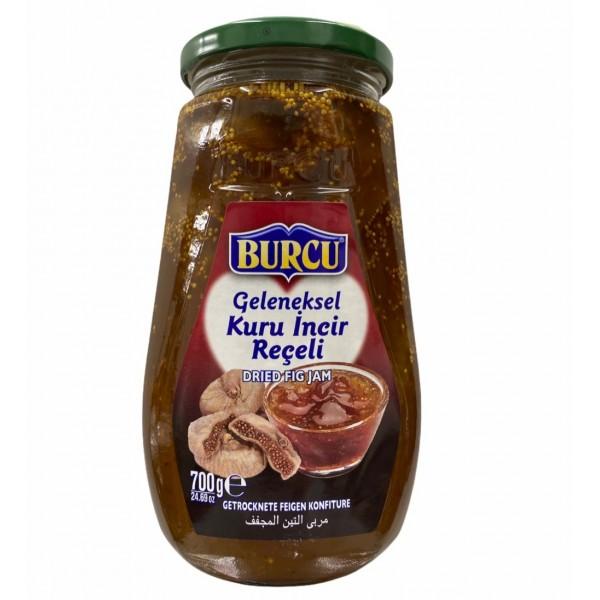 Burcu Dried Fig Jam 700g