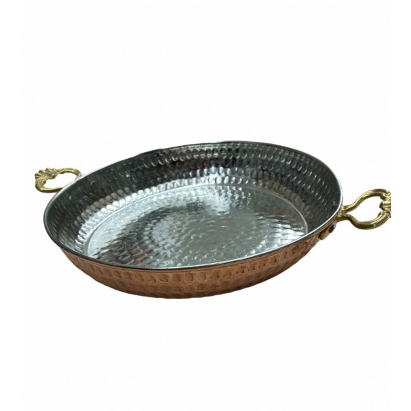 Copper Pan 18cm