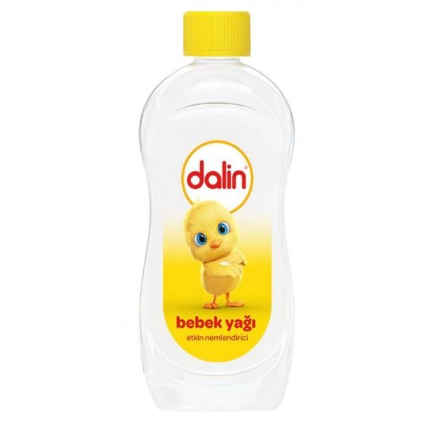 Dalin Baby Oil 200ml