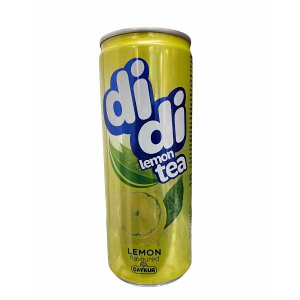 Didi Lemon Flavoured Ice Tea 250ml
