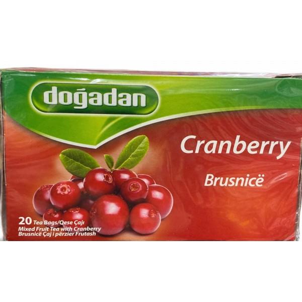Dogadan Cranberry Tea