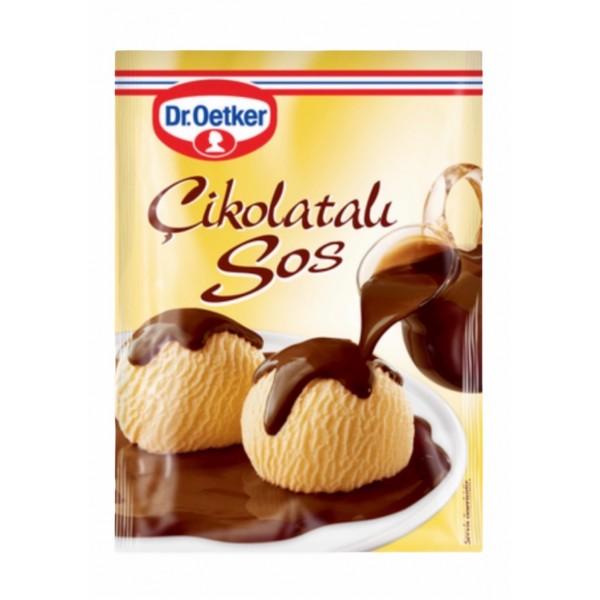 Dr Oetker Chocolate Sauce 128g