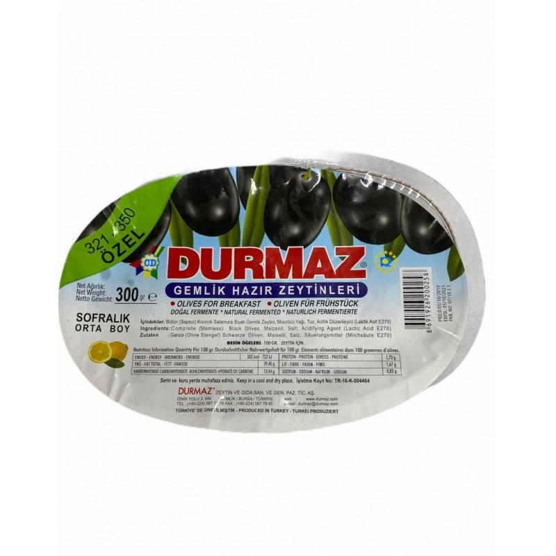 Durmaz Olives For Breakfast 300g