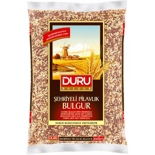 Duru Coarse Bulgur With Wermicelli 1000g