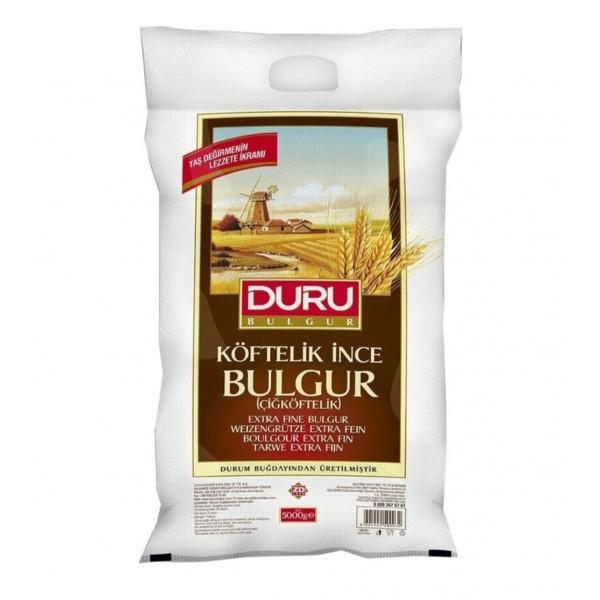 Duru Extra Fine Bulgur 5kg